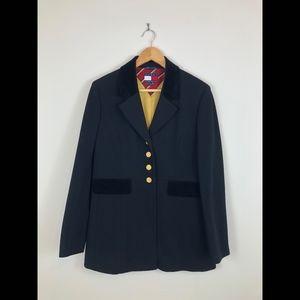 VINTAGE Tommy Hilfiger Equestrian Blazer Jacket